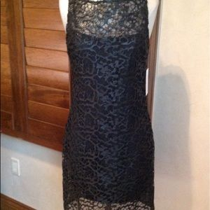 NWT Lacey black dress